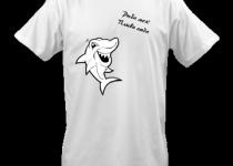 футболка - Рыба моя - Плыви сюда!